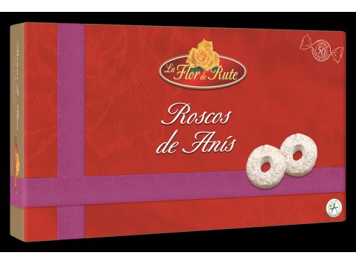 Roscos de Anís nº1 - 600 gr