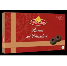 Roscos Al Chocolate nº1 - 600 gr
