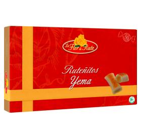 Ruteñitos Yema nº1 - 600 gr