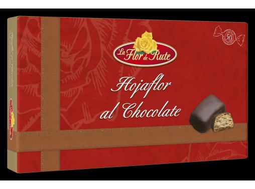 Hoja Flor al Chocolate nº 1 - 600 gr