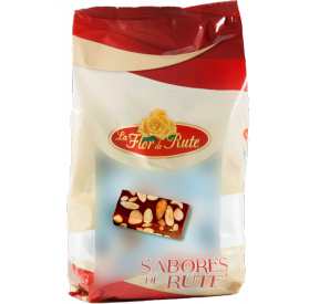 Bolsa ½ kg Turrón Chocoalmendra